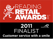 Award - Finalist - Customer Service