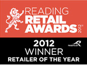 Award - Reading Retail Awards - Retailer of the Year