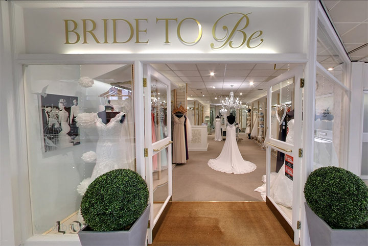 Bride To Be store front